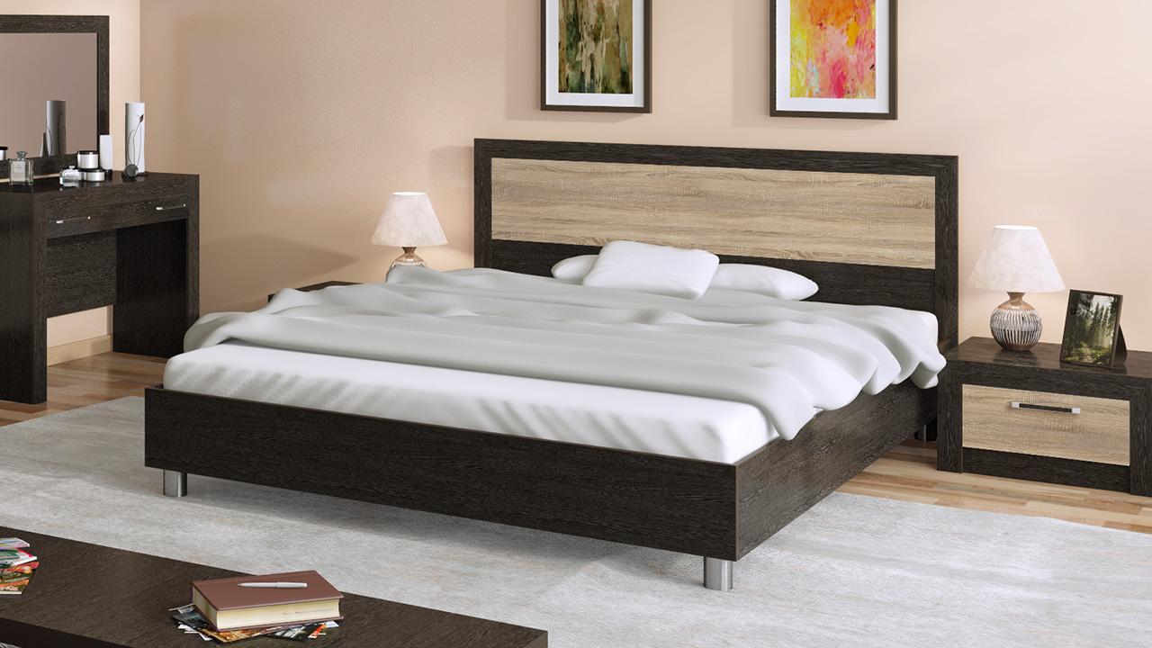 Двоспальні ліжка: види, особливості та поради щодо вибору