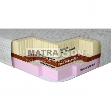 Матрас Матролюкс Matro-roll Memotex kokos