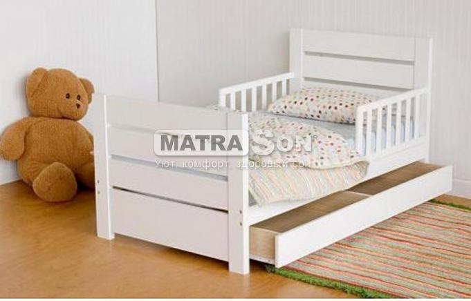 детская деревянная кровать габриэль