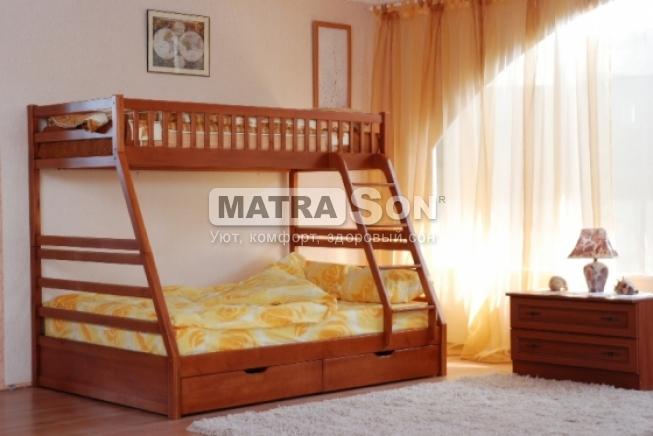 ebel Двухъярусная кровать из дерева Юнона