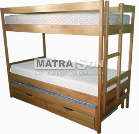 ebel Кровать из бука Трио